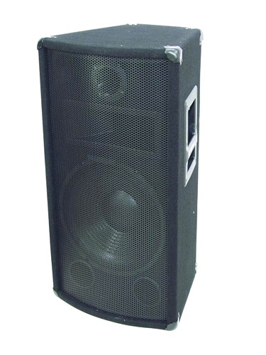 OMNITRONIC TX-1220 3-way Full-Range speaker 12