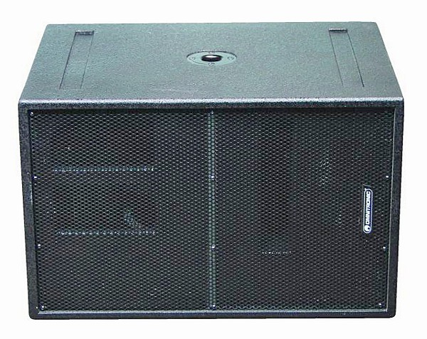 OMNITRONIC PAS-15 Subwoofer 1x 15, RMS 6, discoland.fi