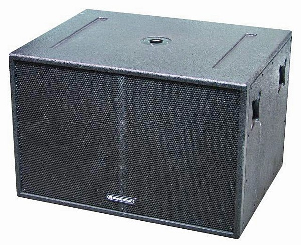 OMNITRONIC PAS-18 subwoofer 1x 18, RMS 8, discoland.fi