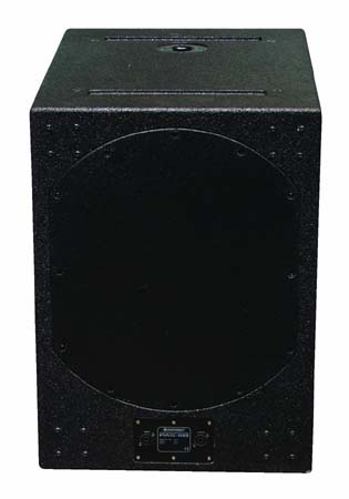 OMNITRONIC PAS-118 passiivisubwoofer 1x 18, RMS 1000W, Max. SPL 127dB
