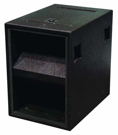 OMNITRONIC PAS-118 subwoofer 1x 18, RMS , discoland.fi