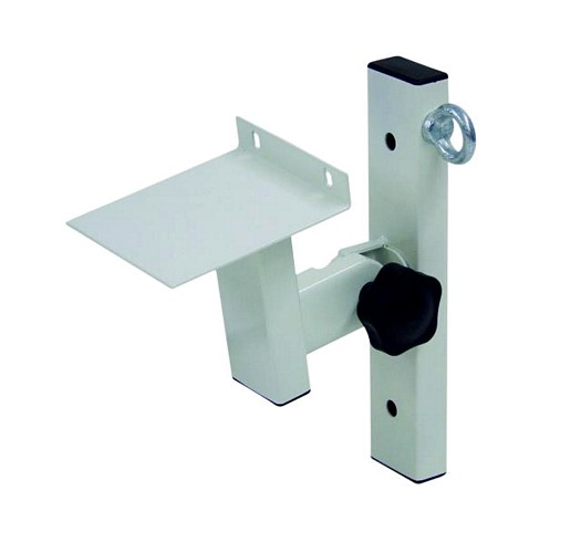 OMNITRONIC Wall-mounting for Control 5 white /per pc