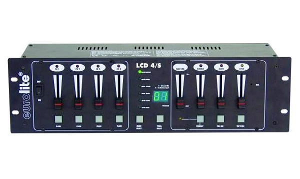 EUROLITE KLS-30 compact-lightset