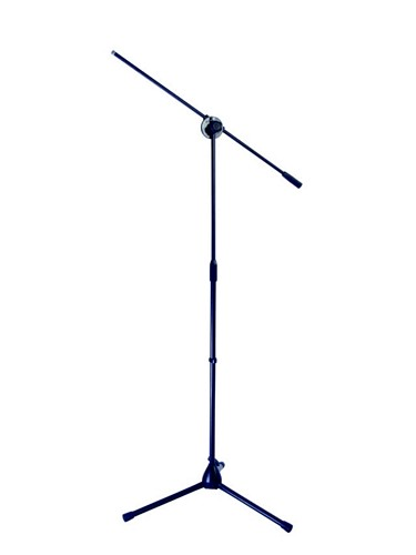 OMNITRONIC Mikrofoniteline puomilla, mus, discoland.fi