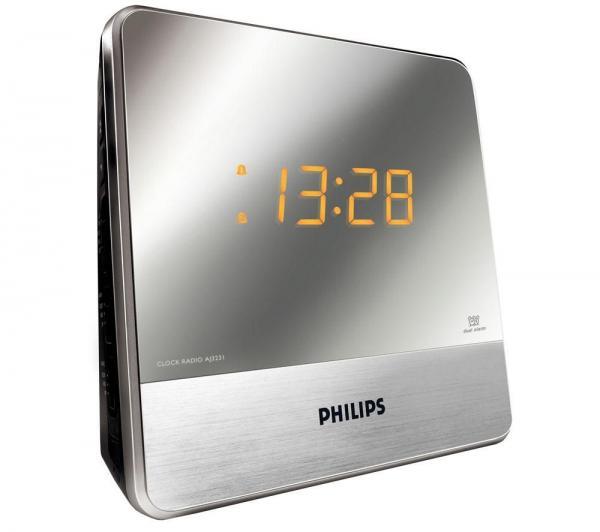 PHILIPS AJ 3231/00 Kelloradio, discoland.fi