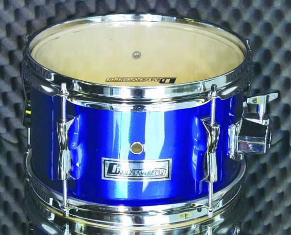 DIMAVERY Bassdrumset DSLB-304 blue, discoland.fi