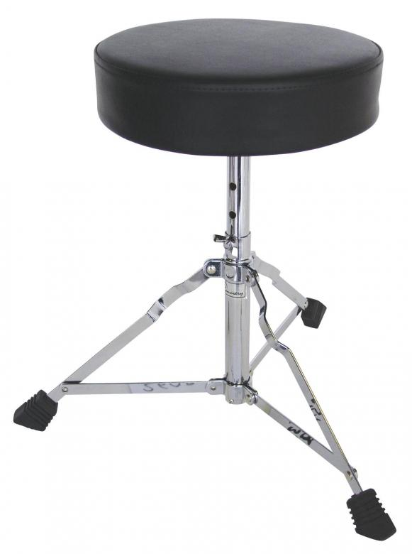 DIMAVERY KAMPPIS EI AKTIIVINEN..............Drum Throne/ rumpujakkara DT-40 for Teens(7-13v)
