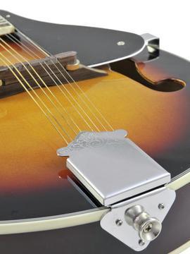 POISTO ML-002 Laadukas mandoliini sunburst värityksellä.