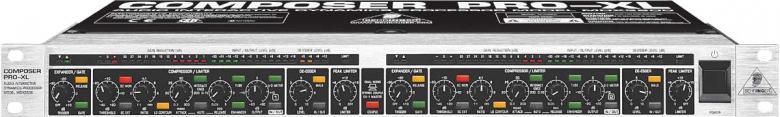 BEHRINGER Composer Pro-XL MDX2600 Ammatt, discoland.fi