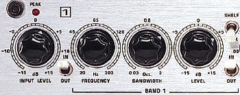 BEHRINGER TUBE ULTRA-Q T1951 2 x 4-Band Parametric Tube Equalizer