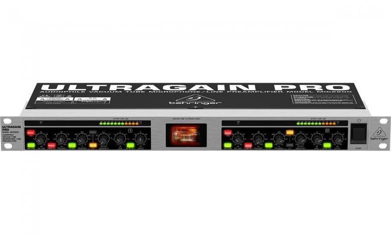 BEHRINGER Ultragain Pro MIC2200 2-kanava, discoland.fi