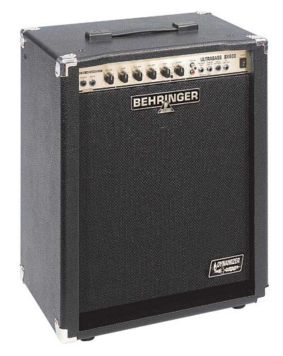 BEHRINGER ULTRABASS BX600, 60-Watt Bass Combo with Line Out