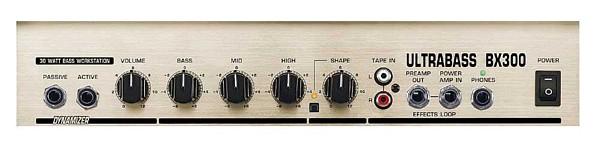 BEHRINGER POISTUNUT TUOTE... ULTRABASS BX300, 30-Watt Bass Combo
