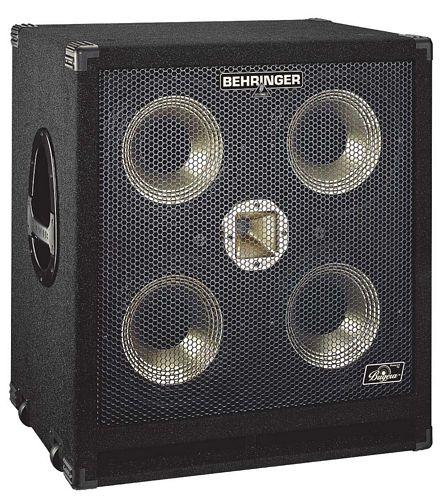 BEHRINGER ULTRABASS BA410, High-Performa, discoland.fi