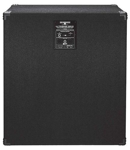 BEHRINGER ULTRABASS BB410, High-Performance 1,200-Watt Bass Cabinet with Original 4 x 10
