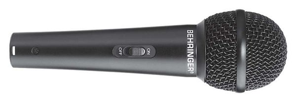 BEHRINGER XM1800S, Mikrofonipaketti 3 kpl, Dynamic Microphone 3-Pack