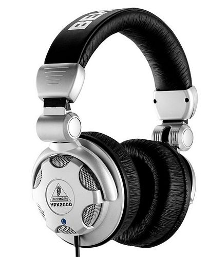 BEHRINGER POISTUNUT...TUOTE...HPX2000, High-Definition DJ Headphones