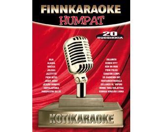 FINNKARAOKE 14. Humpat DVD Karaoke, discoland.fi