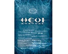 KARAOKE DVD Hevikaraoke Vol.1 Pro 1. Nem, discoland.fi