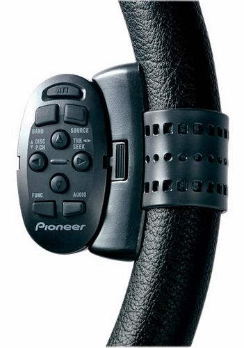 PIONEER POISTUNUT.... TUOTE....CD-SR100, AV Steering Wheel Remote Control