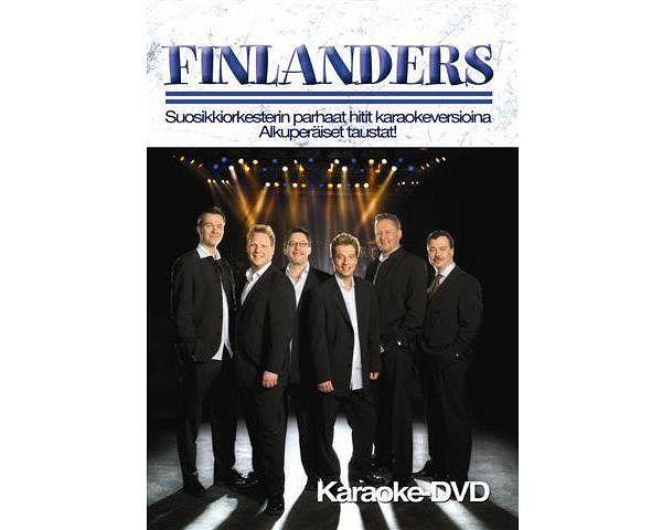 KARAOKE DVD Finlanders kotikaraoke dvd l, discoland.fi