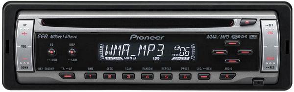 PIONEER POISTUNUT TUOTE..........DEH-280, discoland.fi