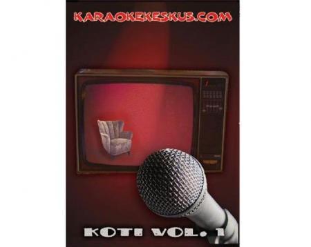 KARAOKE DVD Karaokekeskus Koti 1 DVD, discoland.fi