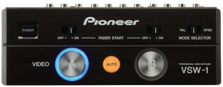 PIONEER VSW-1, Video Switcheri