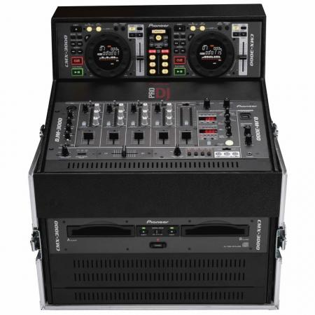 PIONEER PRO-3000FLT, CMX-3000 & DJM-3000 & DJM-5000 V MEP-7000 Case, kuljetuslaatikko kyseisille tuotteille, PRO-DJ-Tuote