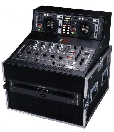 PIONEER PRO-3000FLT, CMX-3000 & DJM-3000, discoland.fi