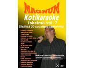 POISTO Magnum Kotikaraoke Iskelmä Vol 7, discoland.fi