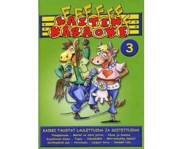 KARAOKE DVD Lasten Karaoke 3 DVD levy 1., discoland.fi