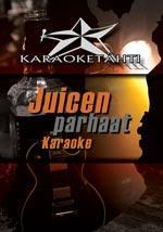 KARAOKE DVD Juicen Parhaat Kotikaraoke D, discoland.fi