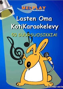 MELHOME Melroad KIDS Lasten Oma DVD Koti, discoland.fi