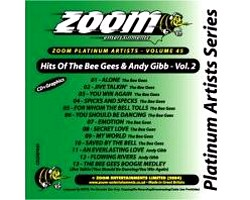KARAOKE CDG Platinum Artists: Bee Gees &, discoland.fi