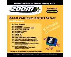 KARAOKE CDG Platinum Artists: Bobby Vee, discoland.fi