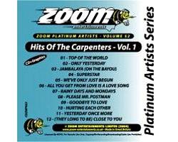 KARAOKE CDG Platinum Artists: Carpenters, discoland.fi