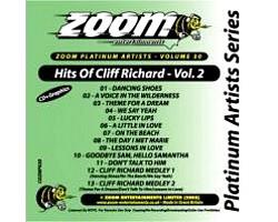 KARAOKE CDG Platinum Artists: Cliff Rich, discoland.fi