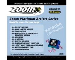 KARAOKE CDG Platinum Artists: Dr. Hook -, discoland.fi