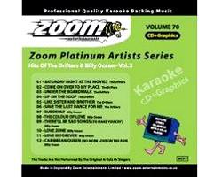 KARAOKE CDG Platinum Artists: Drifters &, discoland.fi