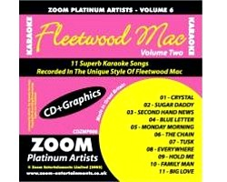 KARAOKE CDG Platinum Artists: Fleetwood , discoland.fi