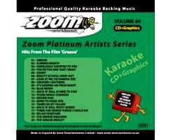 KARAOKE CDG Platinum Artists: Grease , discoland.fi
