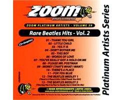 KARAOKE CDG Platinum Artists: Rare Beatl, discoland.fi
