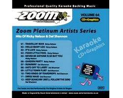 KARAOKE CDG Platinum Artists: Rick Sprin, discoland.fi