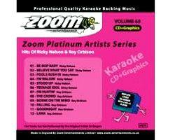 KARAOKE CDG Platinum Artists: Ricky Nels, discoland.fi