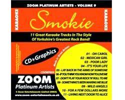 KARAOKE CDG Platinum Artists: Smokie, discoland.fi