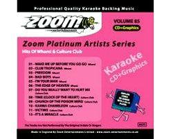 KARAOKE CDG Platinum Artists: Wham & Cul, discoland.fi