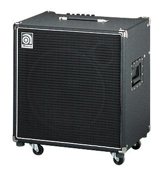 AMPEG BA115HP 1x15 bass combo - 220 watt, discoland.fi