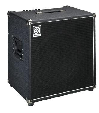 AMPEG BA115HPT, 1x15 bass combo, 220W, t, discoland.fi