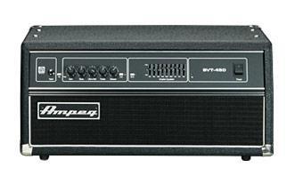 AMPEG SVT450H Solid State 450 watt bass , discoland.fi